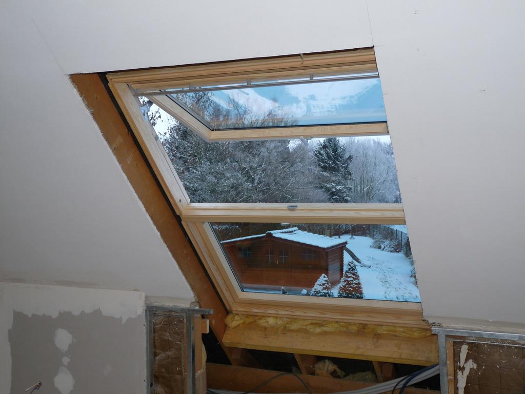 Velux nomain fdt fen tre de toit for Installation fenetre de toit